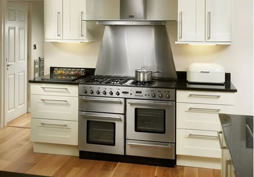 range oven cleaning price